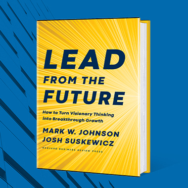 Lead from the Future - Innosight Book