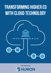Transforming Higher Ed with Cloud Technology